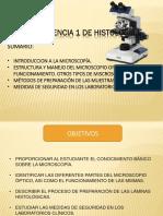 Conferencia 1 microscopia