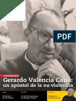 Una semblanza sobre el apostolado del Sacerdote Gerardo Valencia Cano
