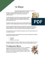 Agricultura Maya