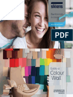 Sikkens Brochure ColorWall 210x210 - 224 Colori