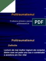 Evaluarea Primara a Pacientului Politraumatizat