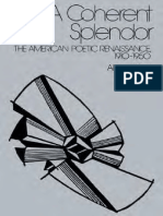 A Coherent Splendor - The American Poetic Renaissance, 1910-1950.pdf