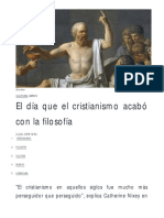 elcristianismoacaboconlafilosofia