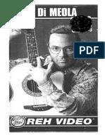 Al Dimeola - Reh Video.pdf
