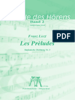 Band 2 Les Preludes
