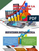 HIPOTESIS ESTADISTICA