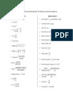 Formulae (2)