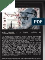 Vilém Flusser - Função Política do Desenraizamento