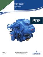 Vilter 450XL Compressor