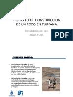 Proyecto de Construccion de Un Pozo en Turkana