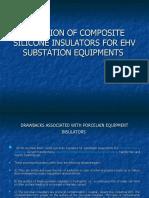 Composite Insulators Revised Presentation SPH -9.03.2010 ( Final) Uploaded Scribd