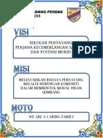 2. VISI MISI KPM Dan Hala Tuju