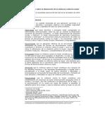 Declaración sobre Eliminación de violencia contra la mujer ONU