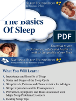 Basics of Sleep