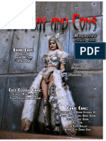 Cosplay and Cons Media Vol 1