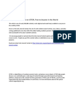 Vol30 of financial institutions and markets