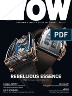 World of Watches Indonesia Spring 2017