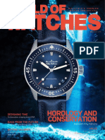 World of Watches - April 2018