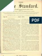 Bible Standard July 1878