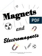 Magnets and Electromagnets Worksheet