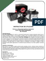 Instructiuni de Utilizare Dispozitiv Ultrasunete Pentru Soareci Ps-927m 1015242 m