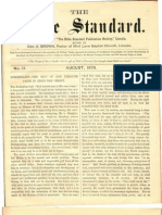 Bible Standard August 1878