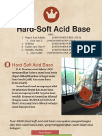 HARD SOFT ACID BASE