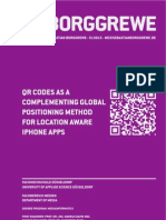 QR Codes as a Complementing Global Positioning Method