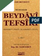 Kadı Beydavi - Tefsir - 2