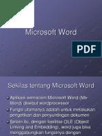 Kuliah III-Microsoft Word.ppt