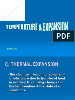 05. Temperature and Expansion