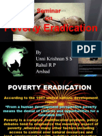 Poverty Eradiccation 1