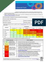 cara risk assessment ass 2