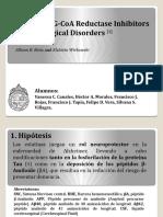 Presentacion Hmg-coa Reductase Inhibitors