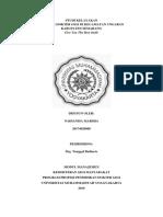 Study Kelayakan Praktek Dokter Gigi by Nadianisa Marsha, S.Kg