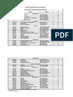 2019 Online Advance Pre-bar Review Schedule 14dec2018
