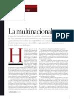 Letras Libres - La multinacional FARC - Julio 08