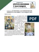 Programa San Antonio de Padua Tambillo