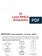 Aula - Loop While