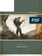 2010 Vortex Optics Hunting Catalog