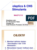 5. Neuroleptics & Cns Stimulants Jan 2010