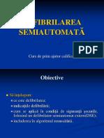 5. Defibrilarea semiautomata