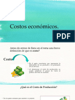 Costos económicos 1