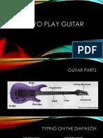 Diego Como Tocar Guitarra