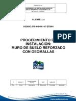 Pr-And-001-17-Et0001 Procedimiento de Instalacion_muro de Suelo Reforzado Con Geomallas.rev001