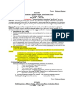RED 4335 Field Experience Information Lesson Plan Template and Rubric (3)