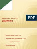 Cinematica II