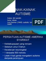 Kanak-kanak Autisme