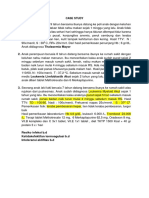 Case Study Hematologi
