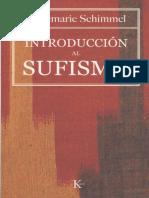 Introducción al sufismo - Annemarie Schimmel.pdf